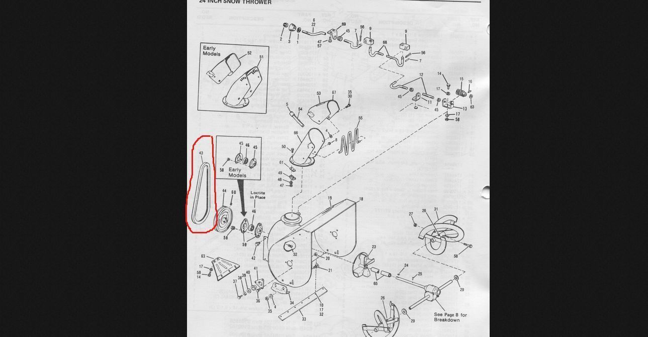 Stage Series 1 Discharge Parts Diagram And Parts List Partstreecom