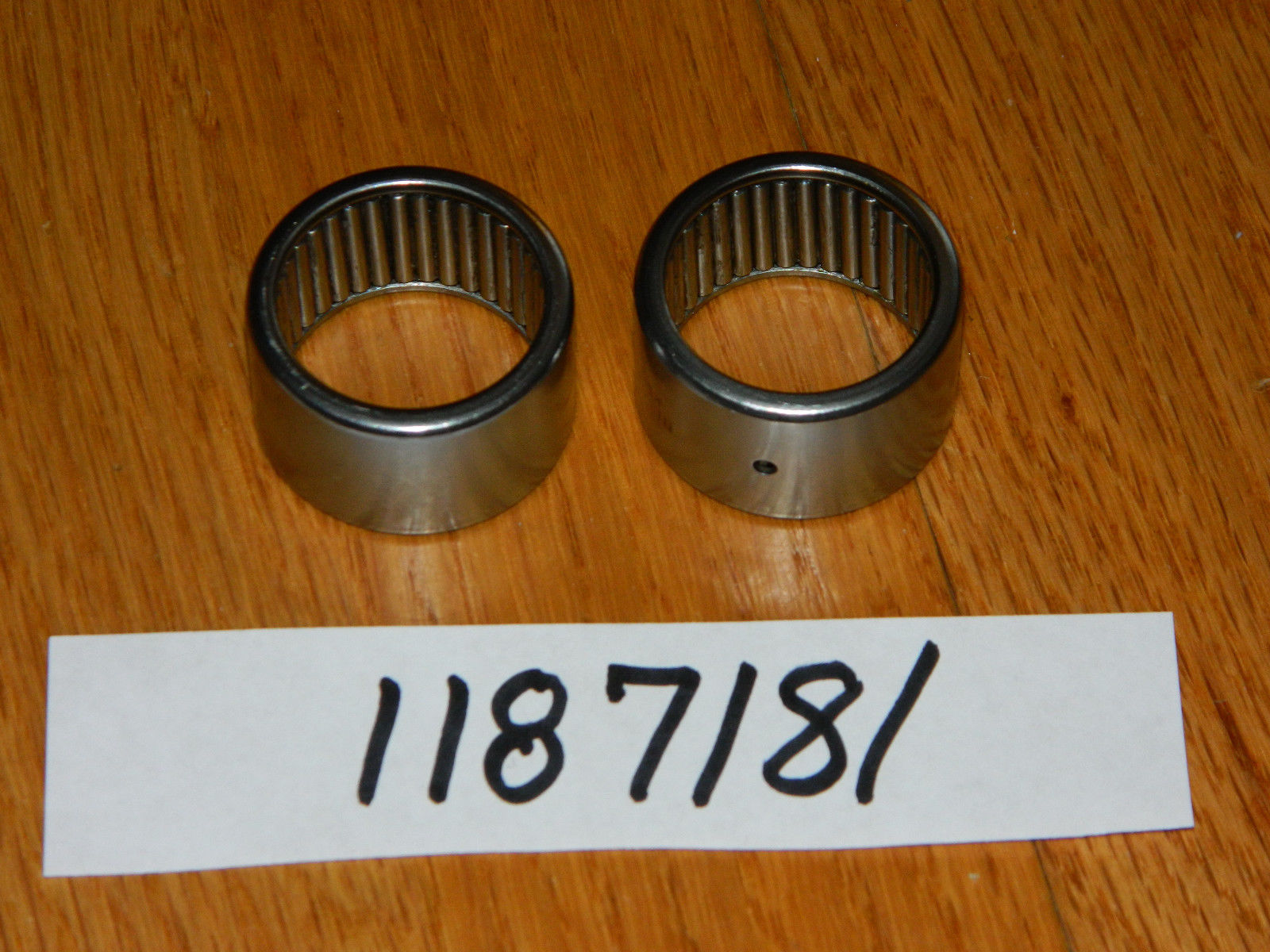 Bolens HT23 Front Axle Spindle bearing 1187181 (2 Pack) FREE SHIPPING!!  118-7181