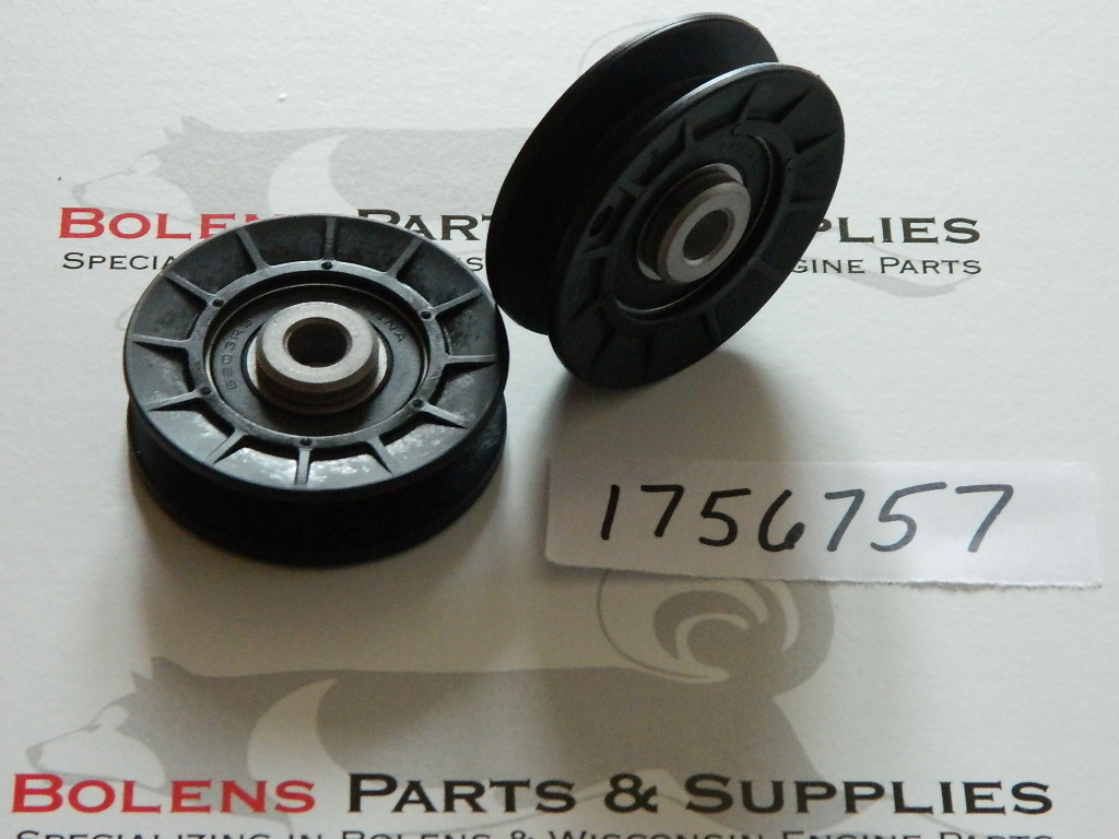 Bolens 1756757 Idler Pulleys (set of 2)
