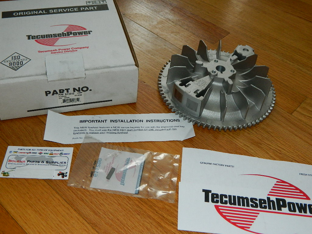 NOS & NLA Deals :: OBSOLETE NOT AVAILABLE Genuine Tecumseh