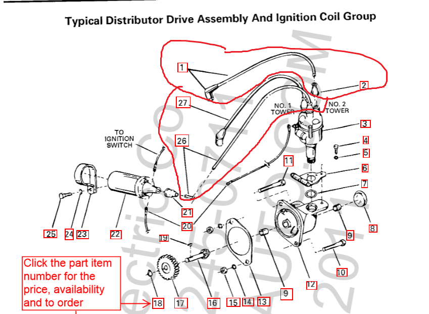 wisconsin engine starter diagram   32 wiring diagram